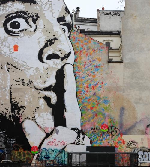 Place Igor Stravinsky, Paris 4eme