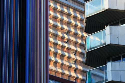 Compositions de buildings.