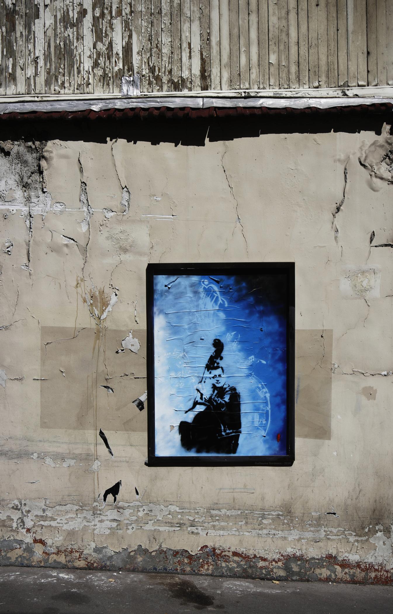 street art street art scenik. Black Bedroom Furniture Sets. Home Design Ideas